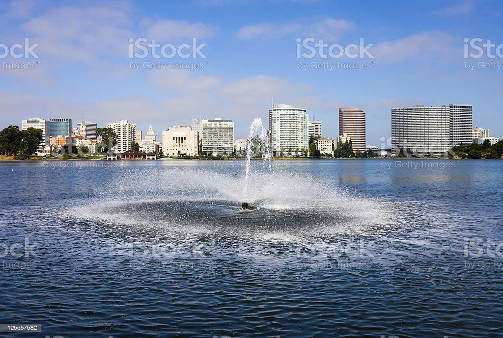Oakland, California stock photo