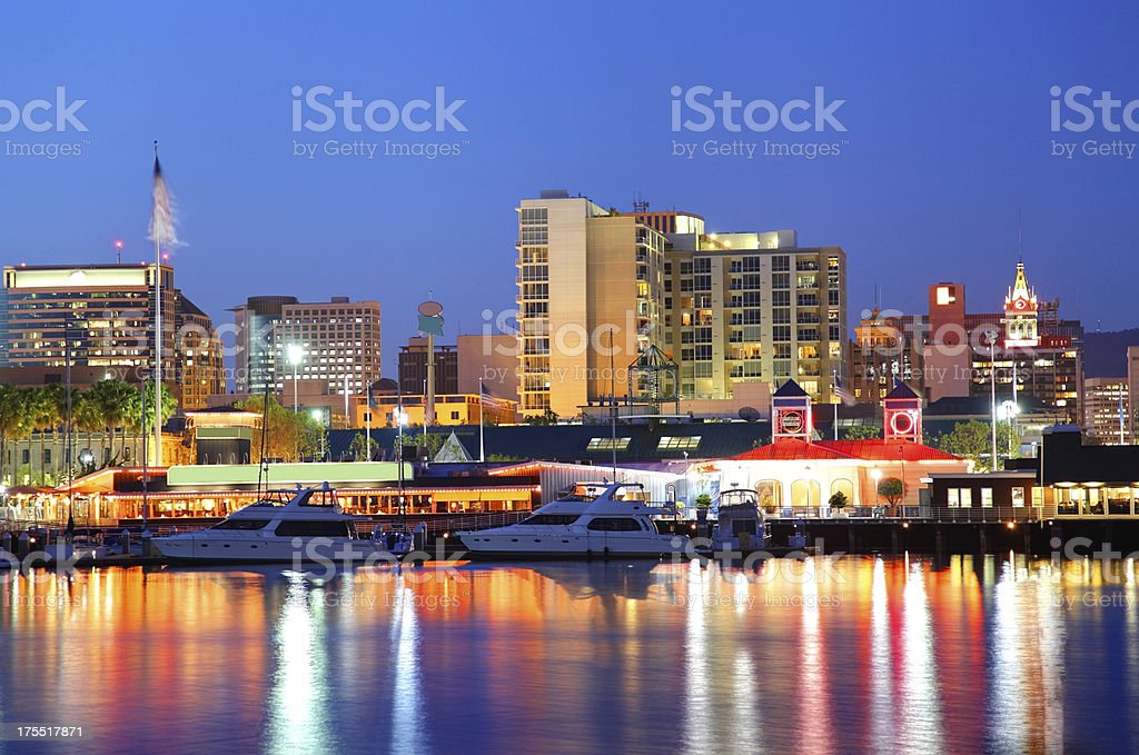 Oakland stock photo