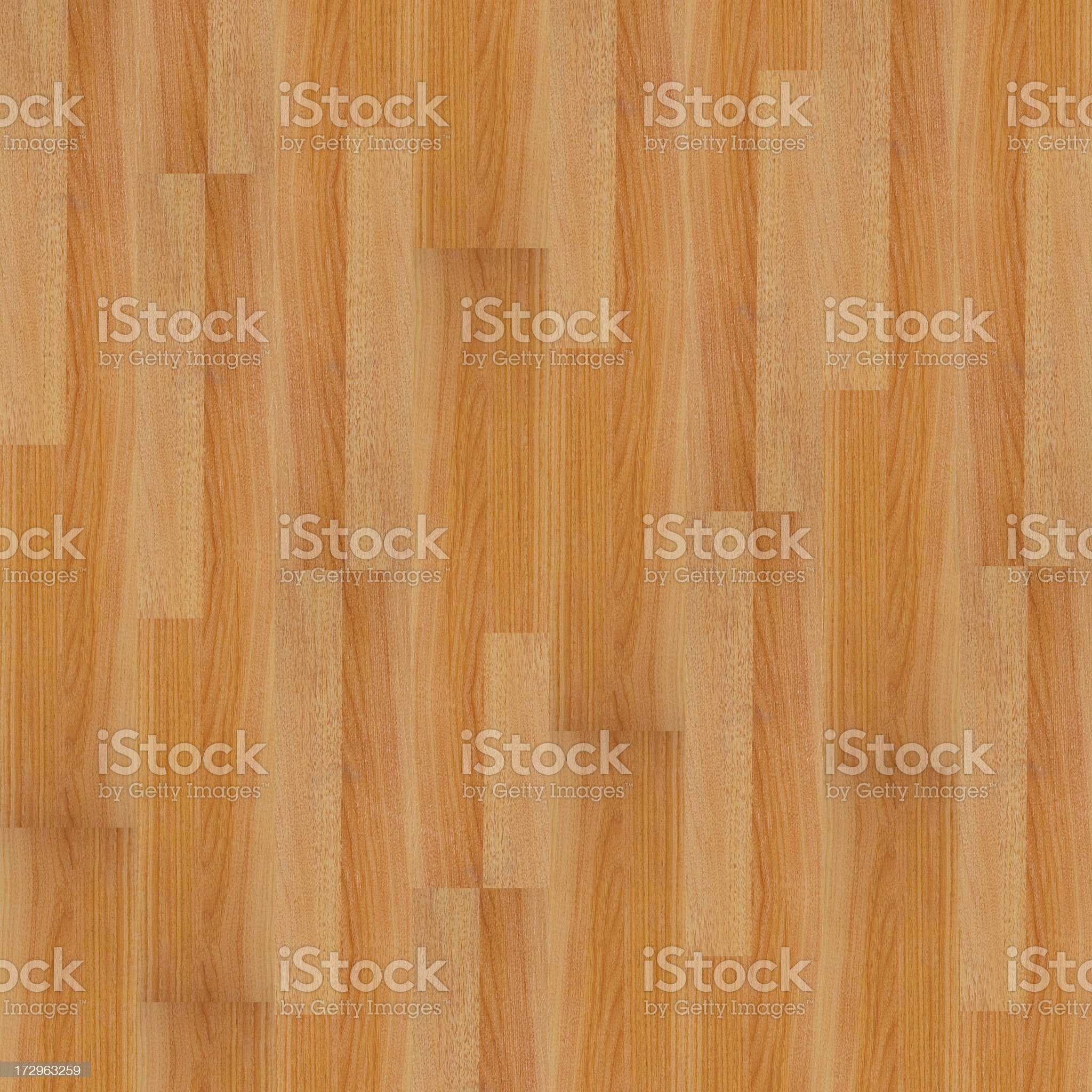 Oak-stained wooden parquet floors royalty-free stock photo