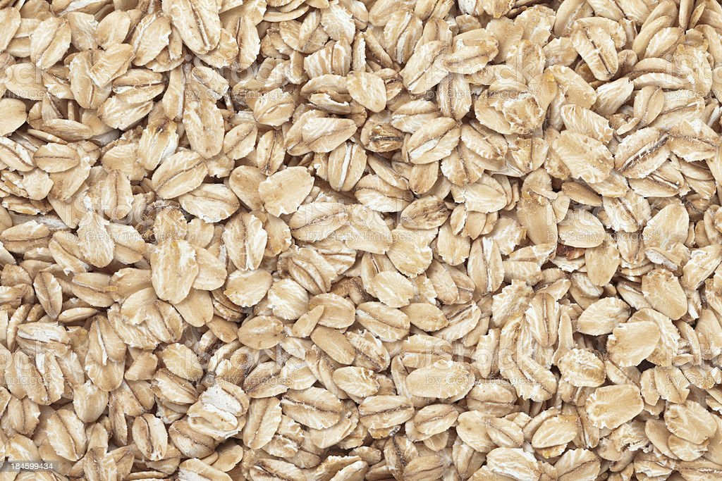 Oat background royalty-free stock photo