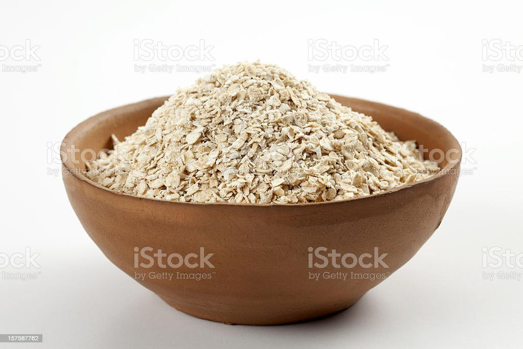 Oat stock photo