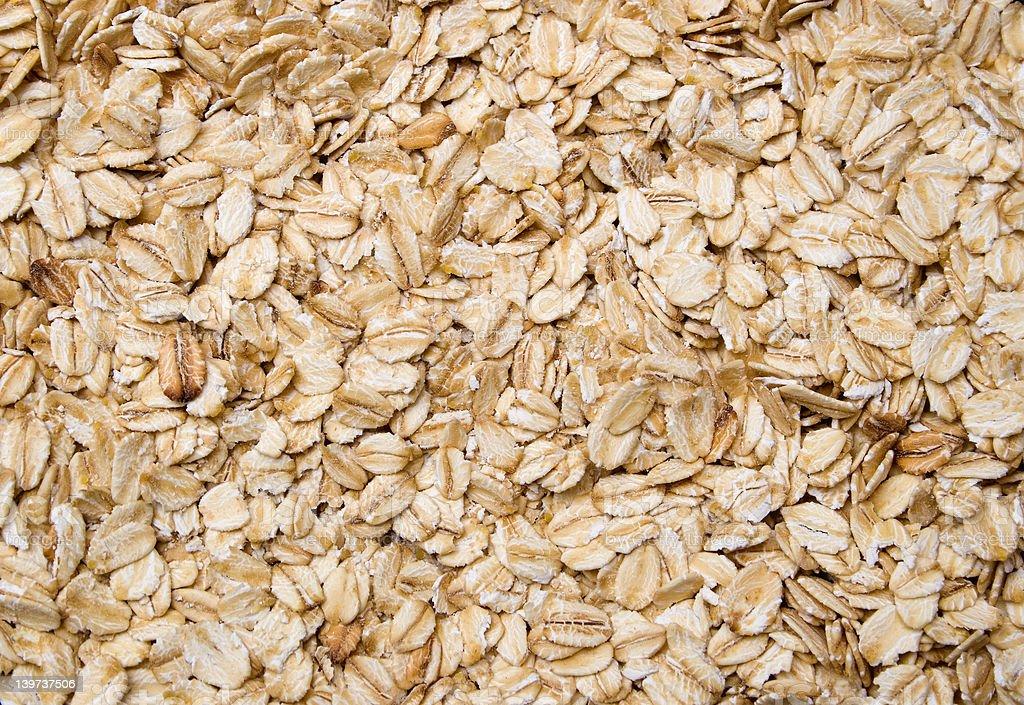 oats pattern stock photo