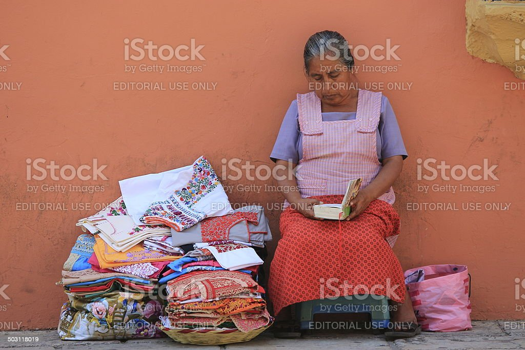 Oaxaca's Folklore stock photo