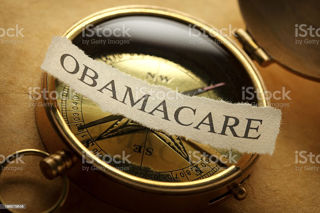 Obamacare stock photo