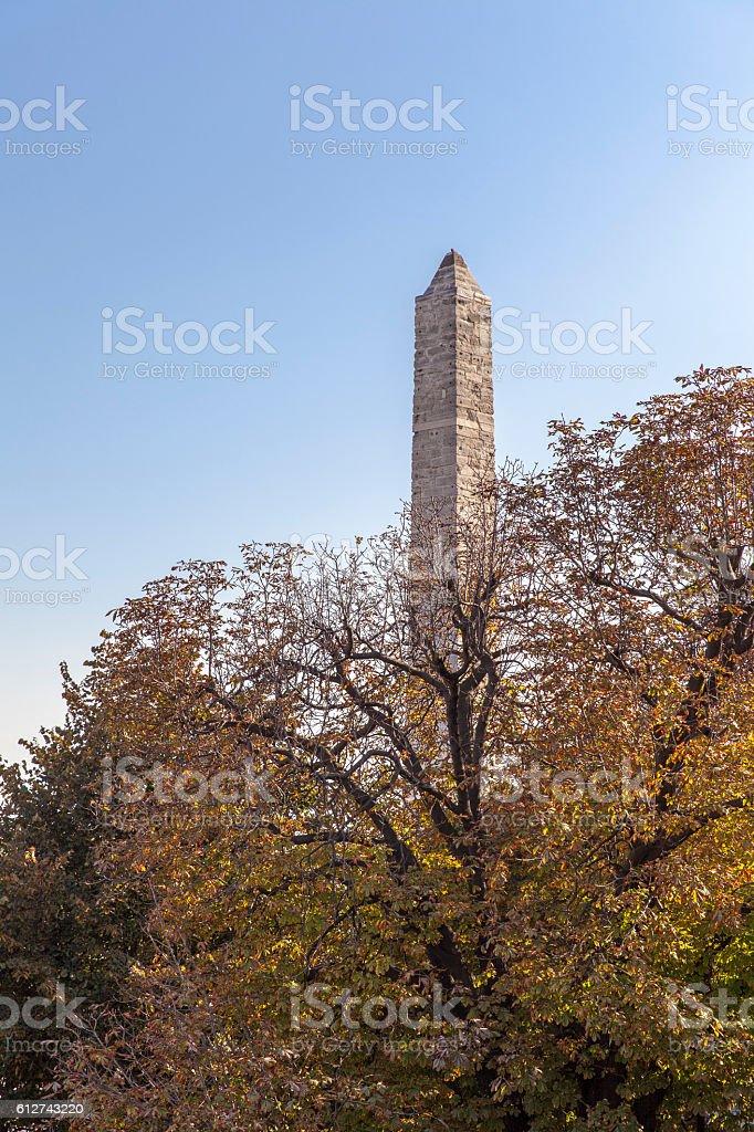 Obelisk stock photo