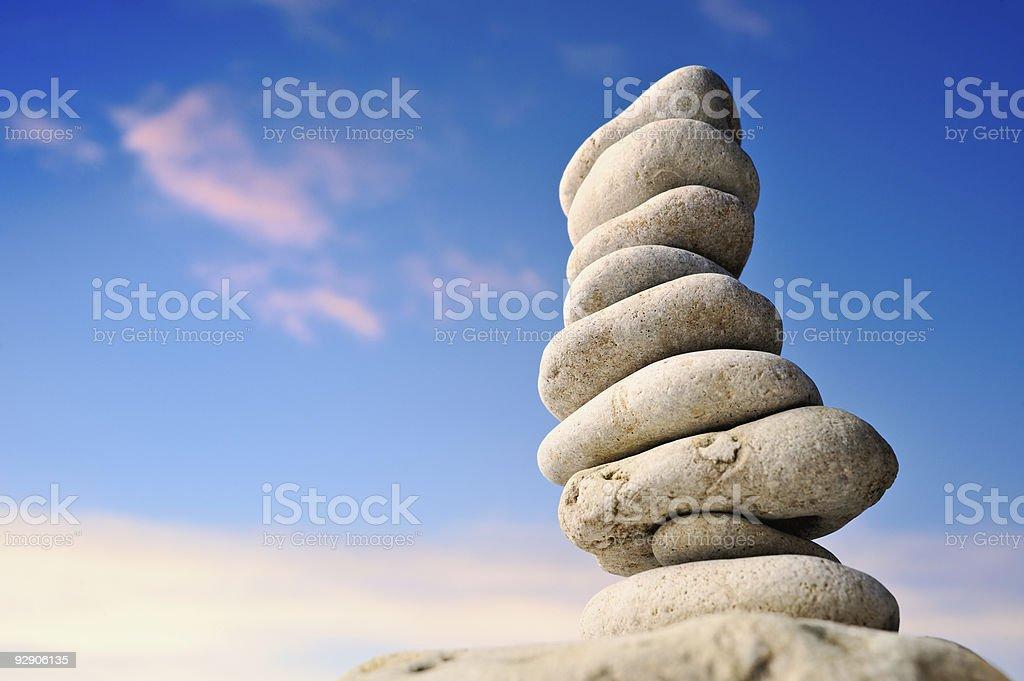Obelisk royalty-free stock photo
