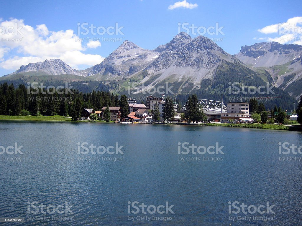 obersee royalty-free stock photo