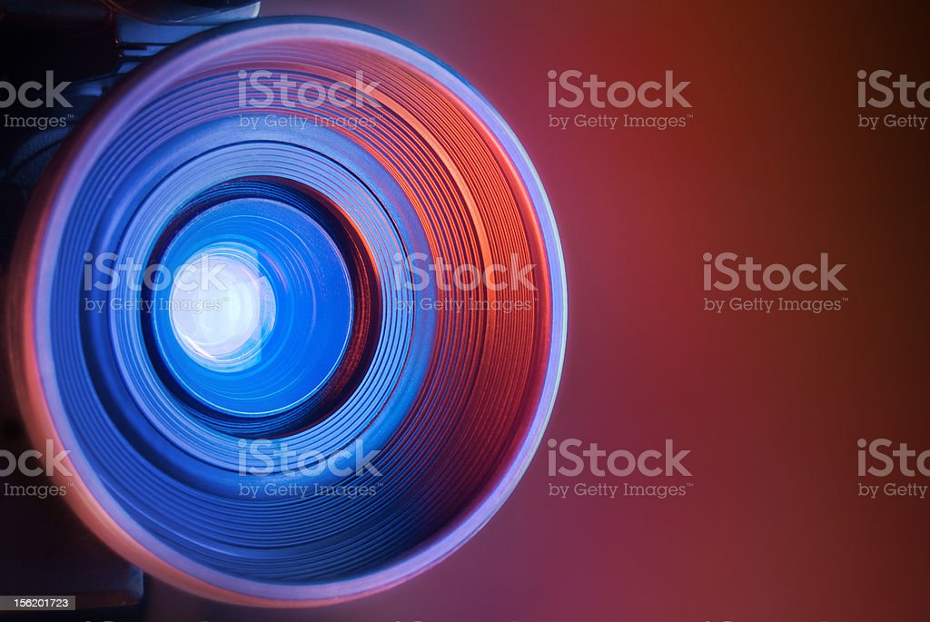 objective stock photo