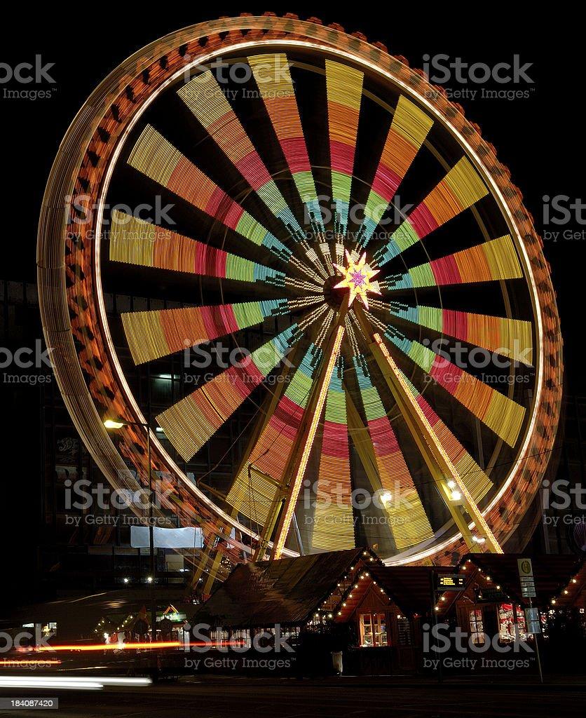Observation Wheel stock photo