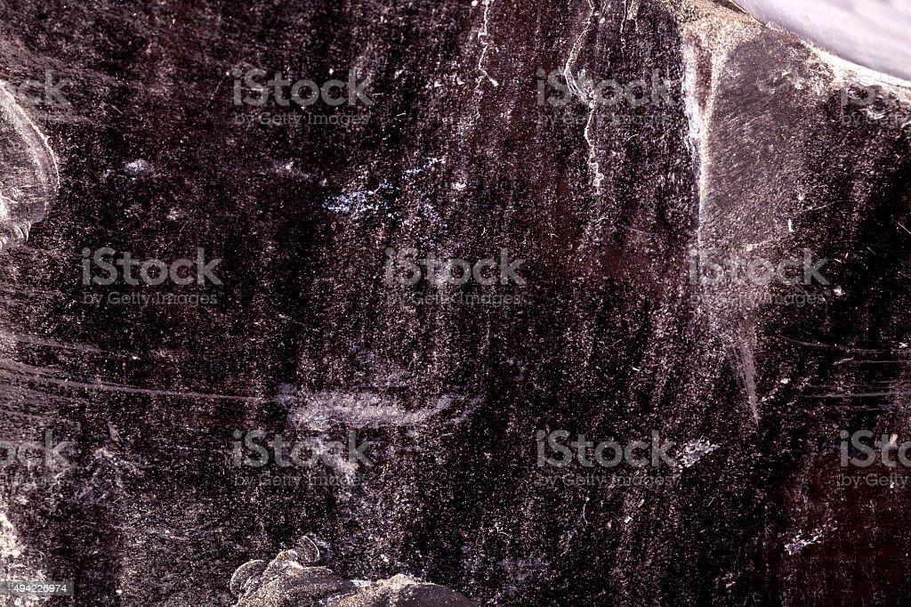 Obsidian stock photo