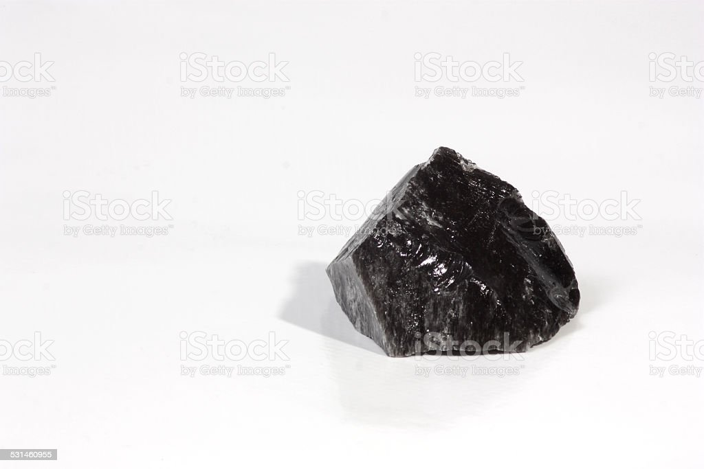 Obsidian stock photo