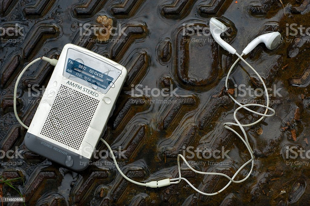 Obsolete Technology.Color Image royalty-free stock photo