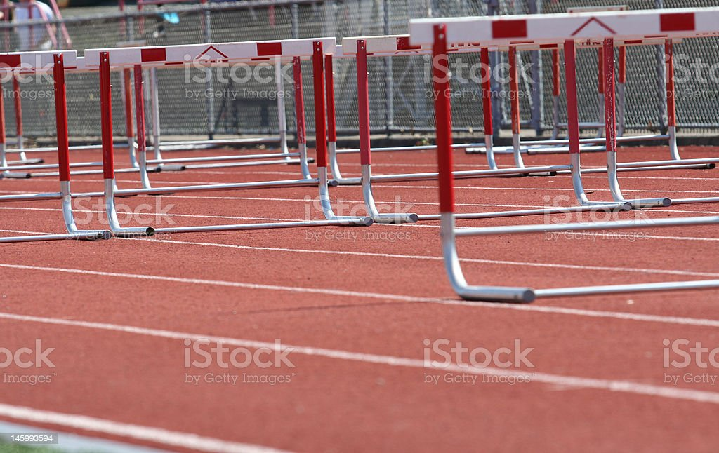 Obstacles royalty-free stock photo