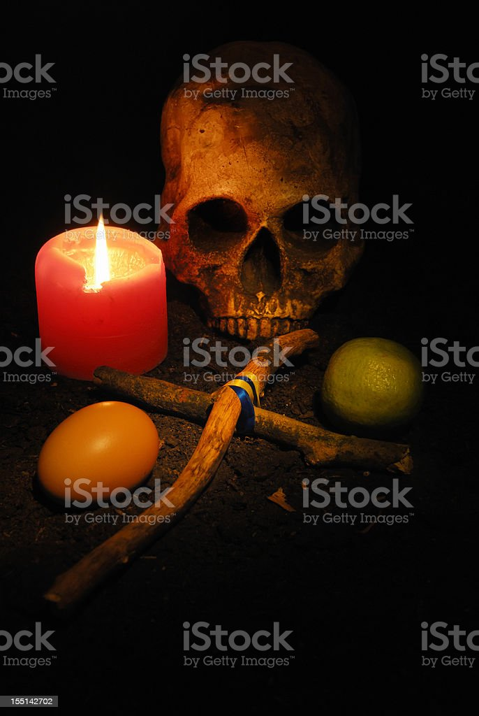 occultism royalty-free stock photo