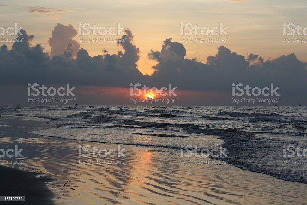 Ocean Beauty stock photo