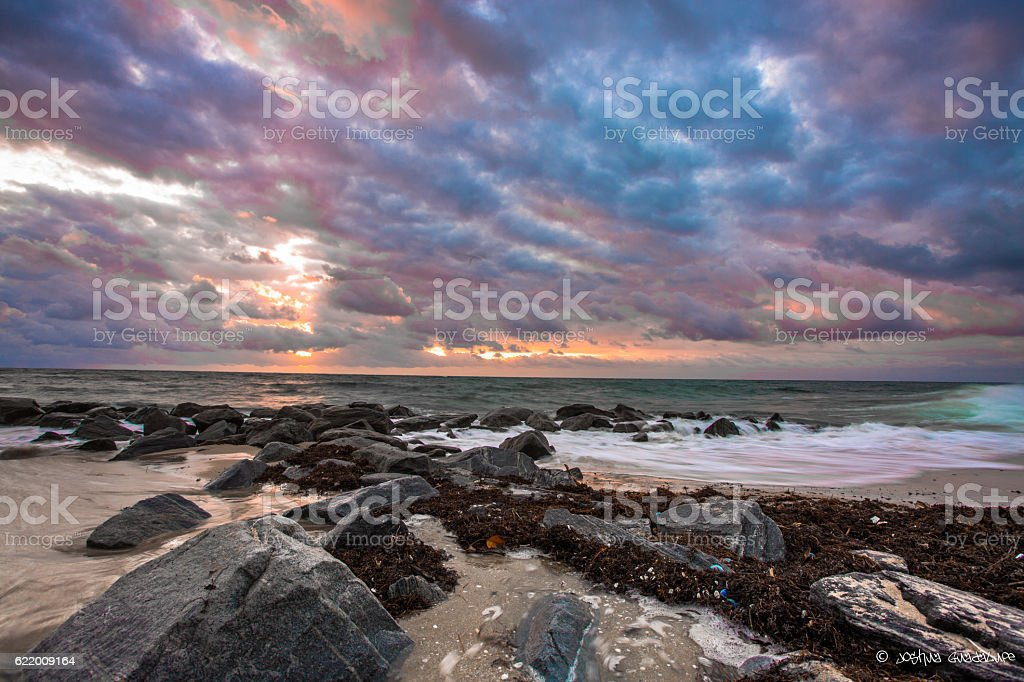 Ocean Breeze stock photo
