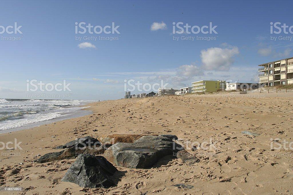 Ocean City Maryland stock photo