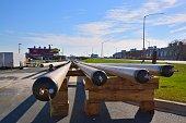 Ocean City Natural Gas Installation