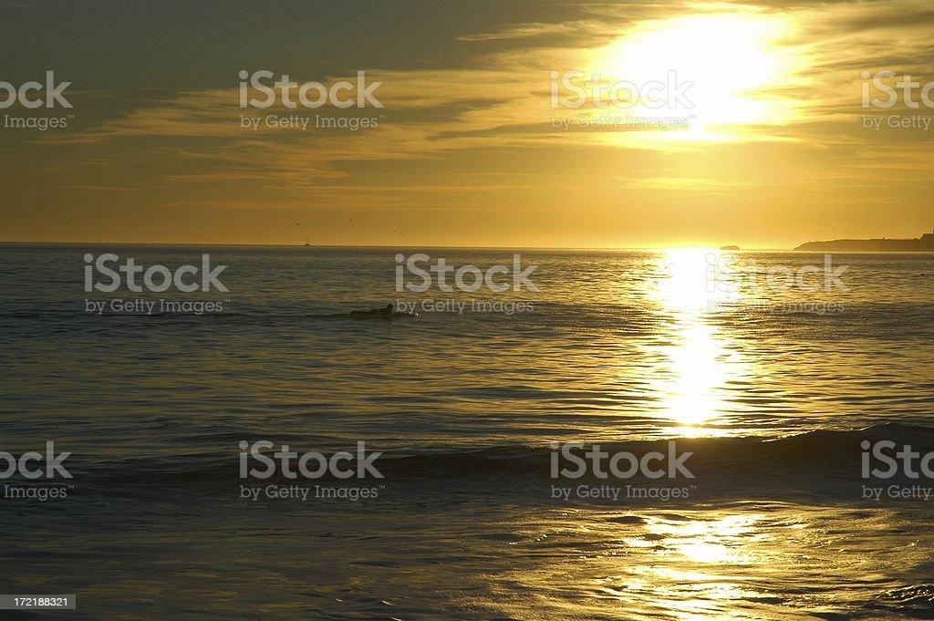 Ocean Dream royalty-free stock photo