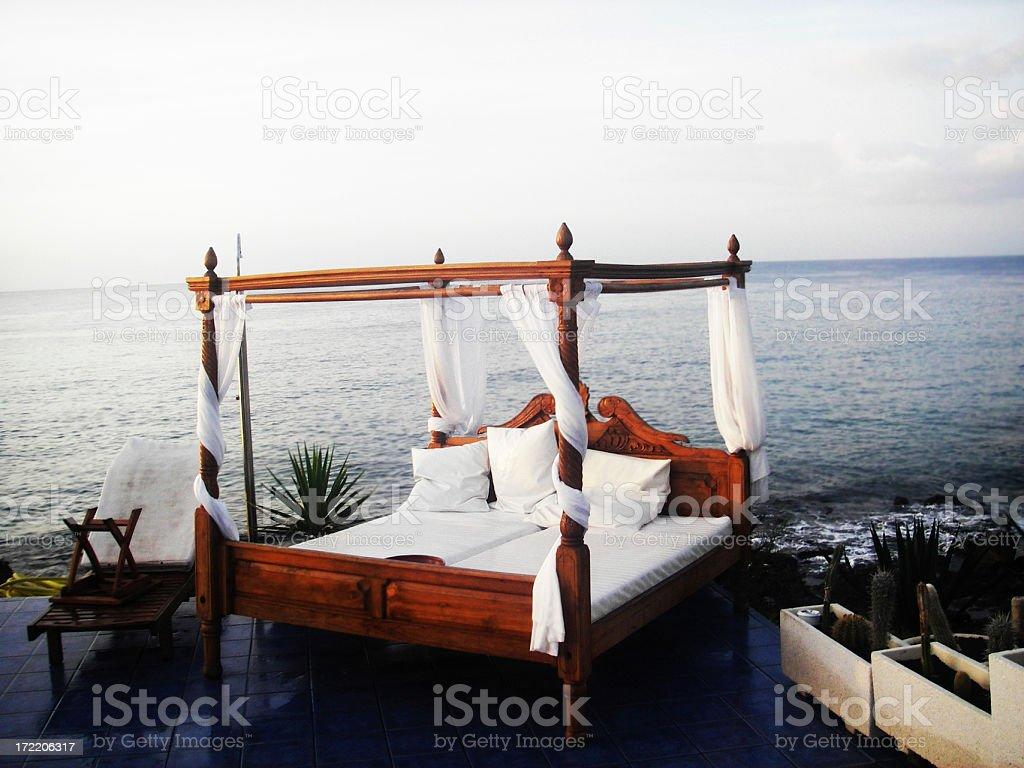 Ocean Dreams stock photo