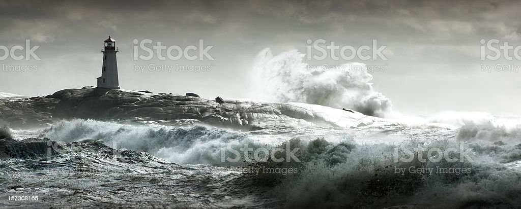 Ocean Fury stock photo