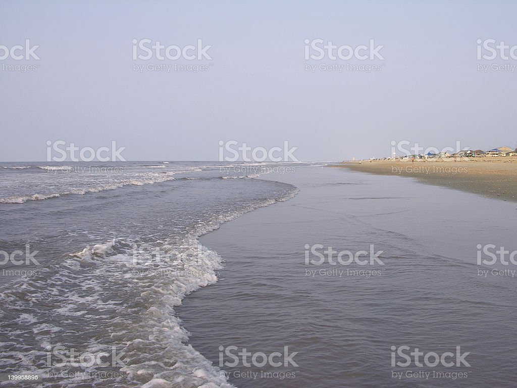Ocean Isle Beach, North Carolina stock photo