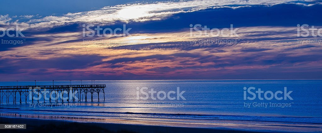 Ocean Isle stock photo