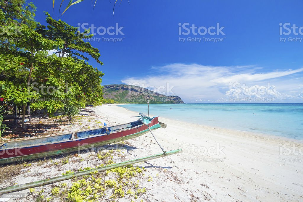 Ocean landscape. royalty-free stock photo