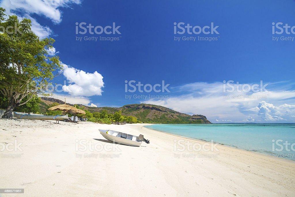 Ocean landscape. stock photo