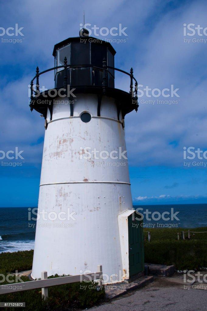 Ocean Lighthouse stock photo