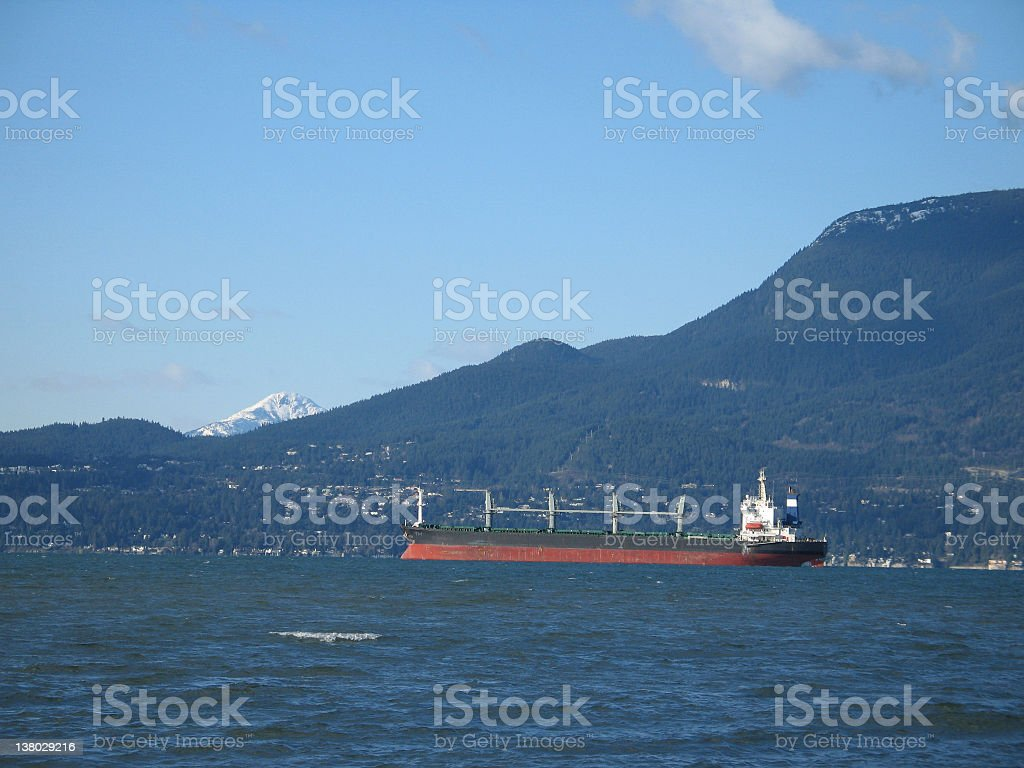 ocean liner royalty-free stock photo