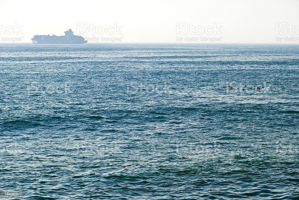 Ocean Mist royalty-free stock photo