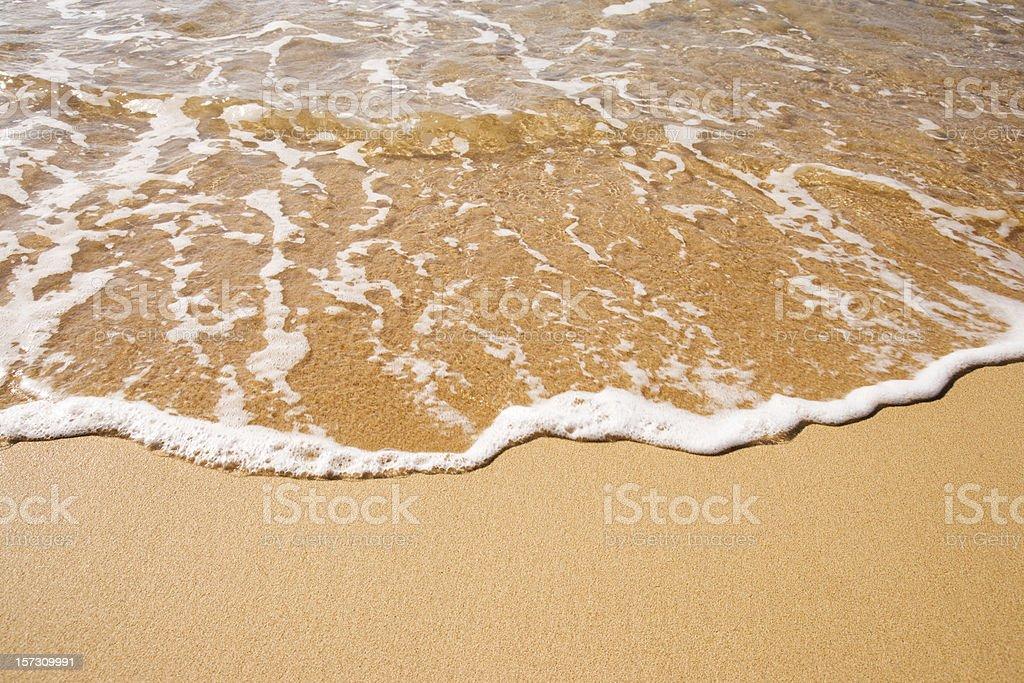 ocean surf   XXL royalty-free stock photo