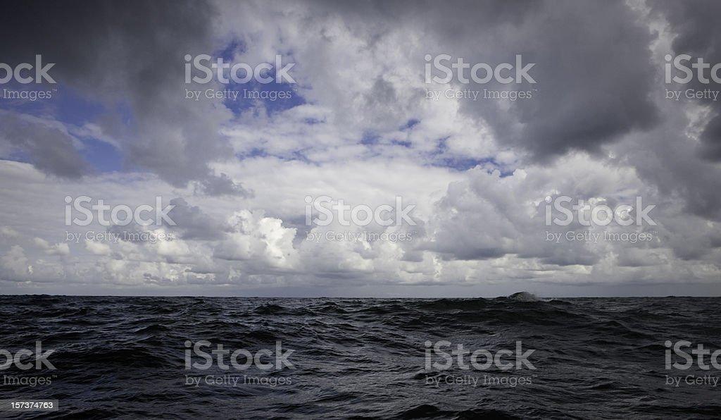 Ocean Views royalty-free stock photo