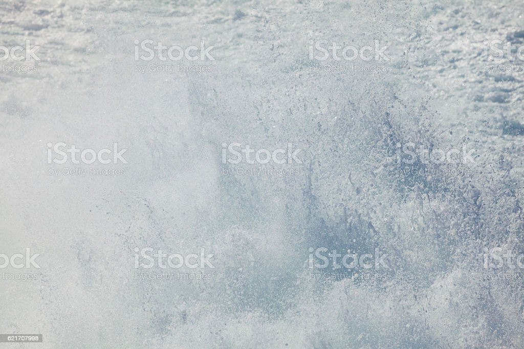 Ocean water abstract background stock photo