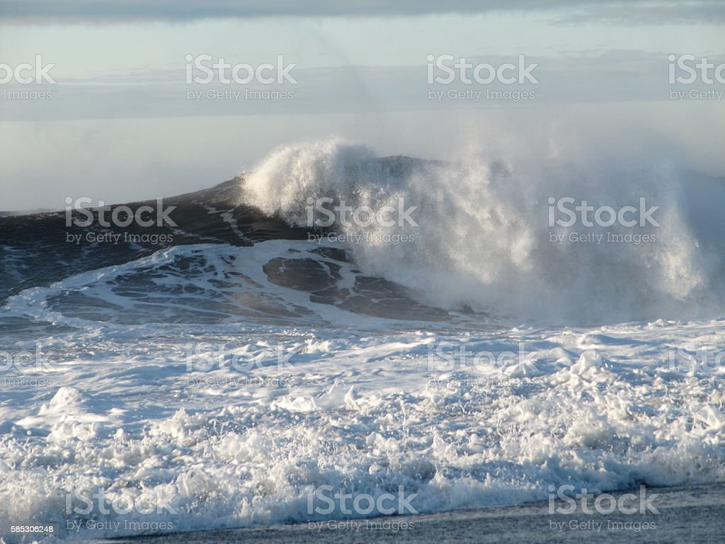 ocean waves 05 stock photo