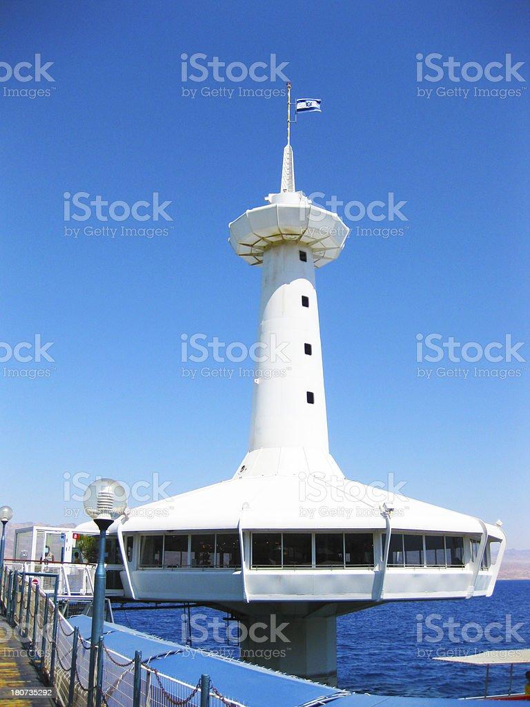Oceanarium in Eilat, Israel royalty-free stock photo
