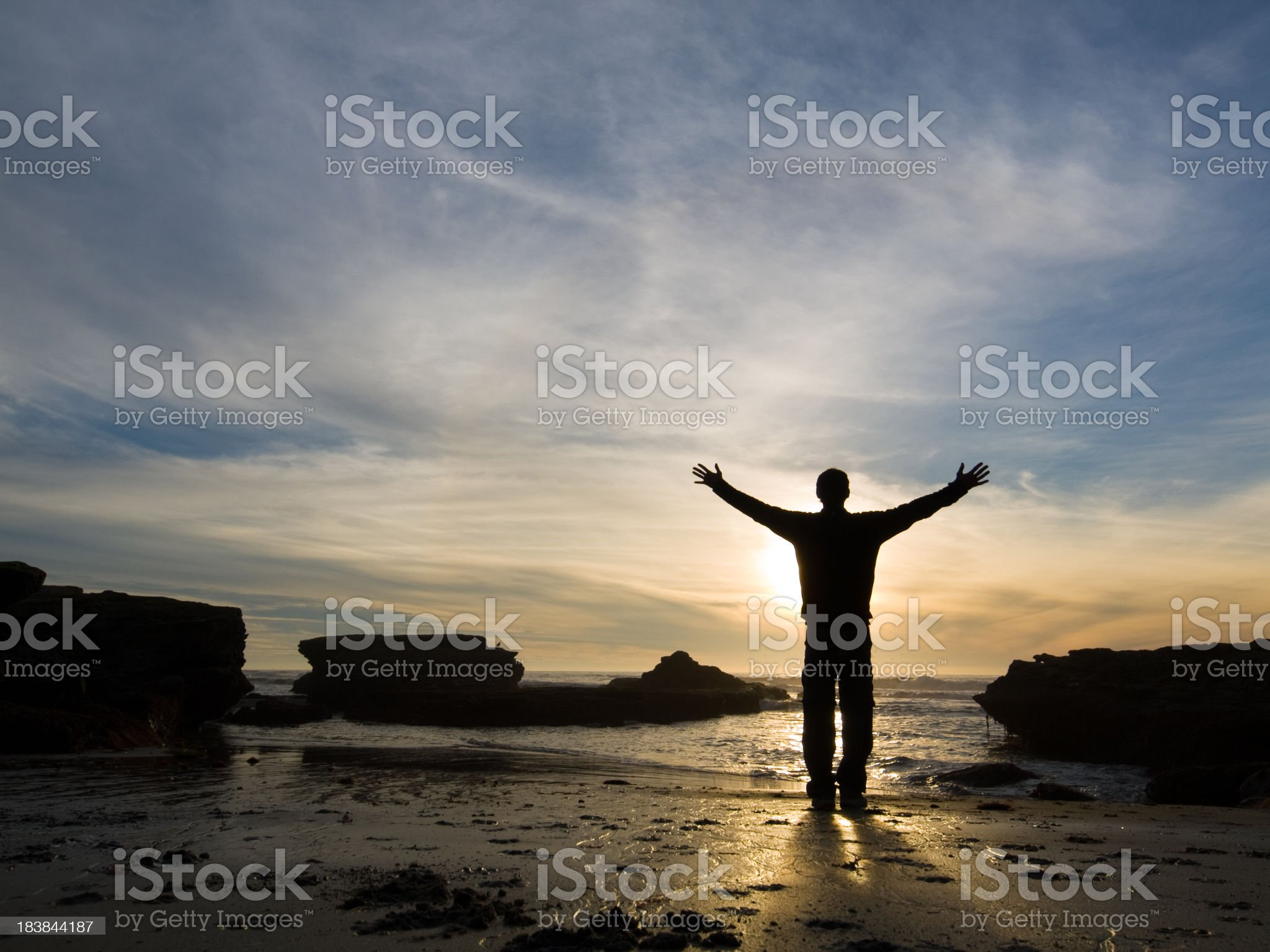 Oceans Grace royalty-free stock photo