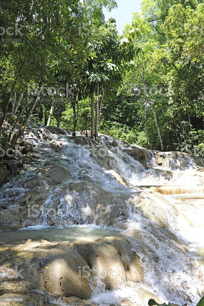Ocho Rios in Jamaica royalty-free stock photo