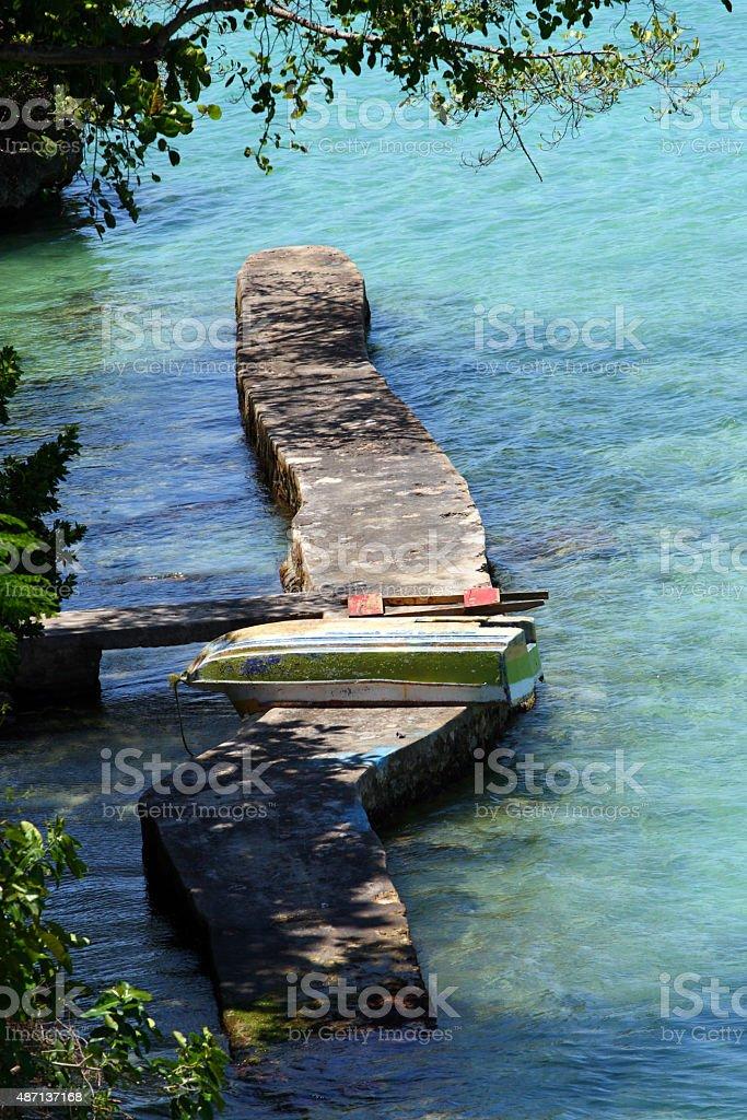 Ocho Rios, Jamaica stock photo