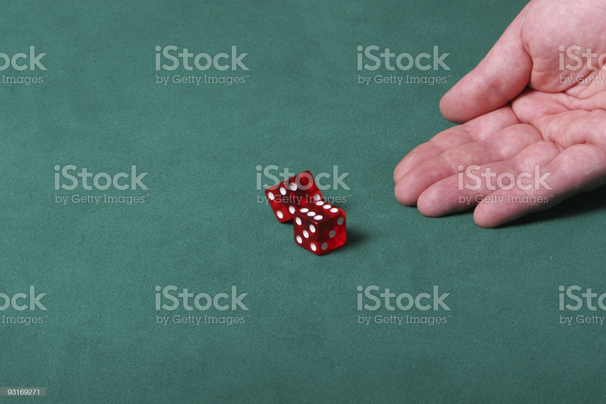 Odds in life royalty-free stock photo