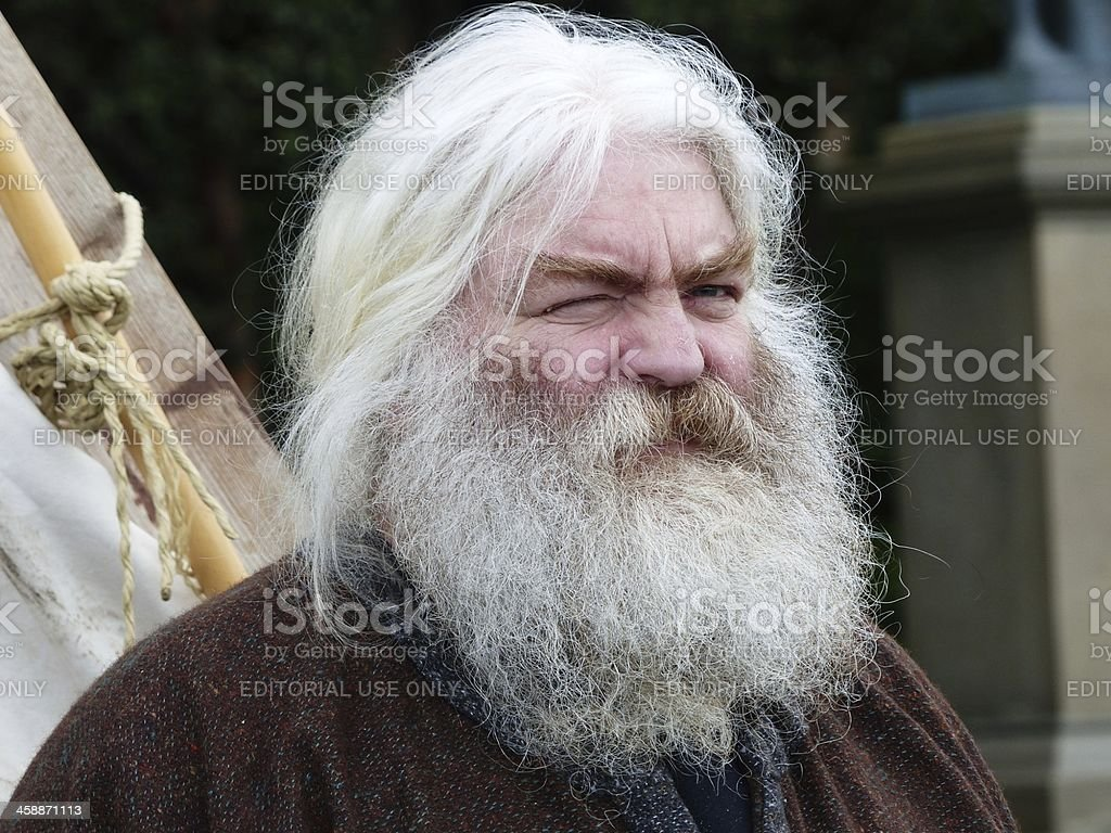 Odin stock photo