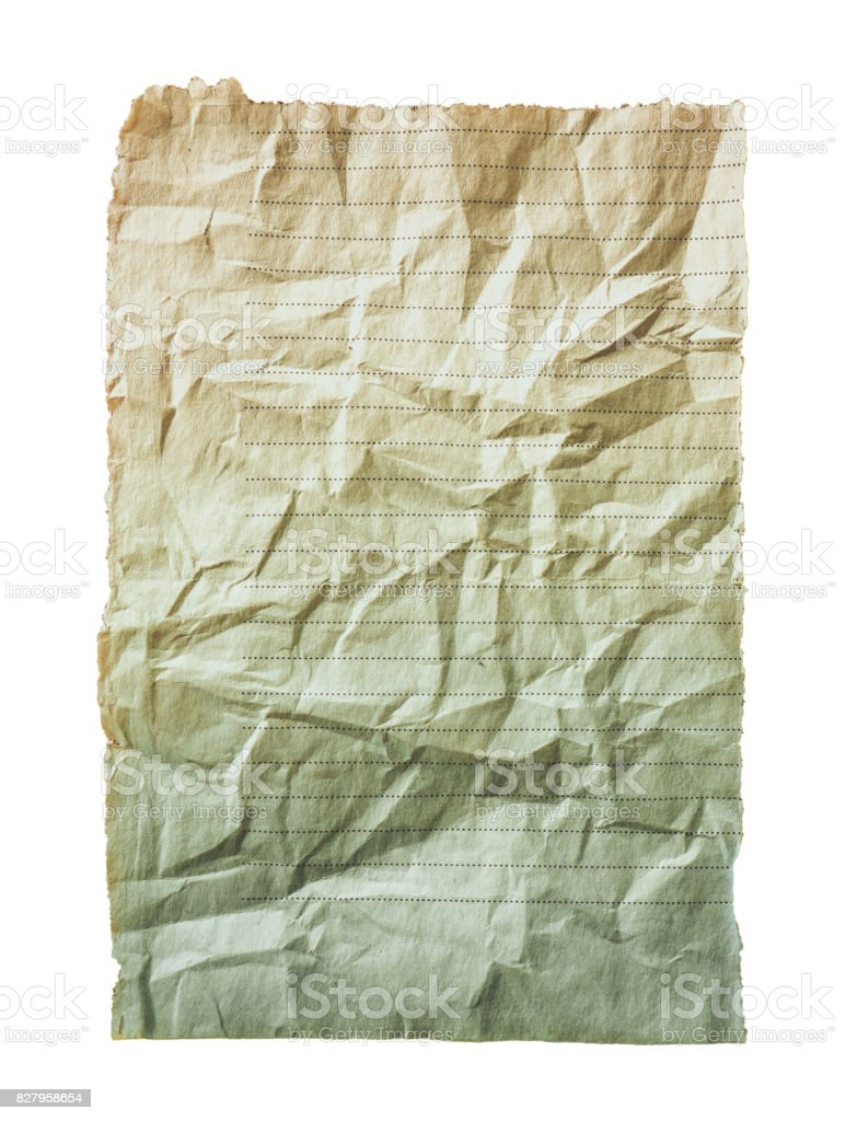 of old paper stock photo