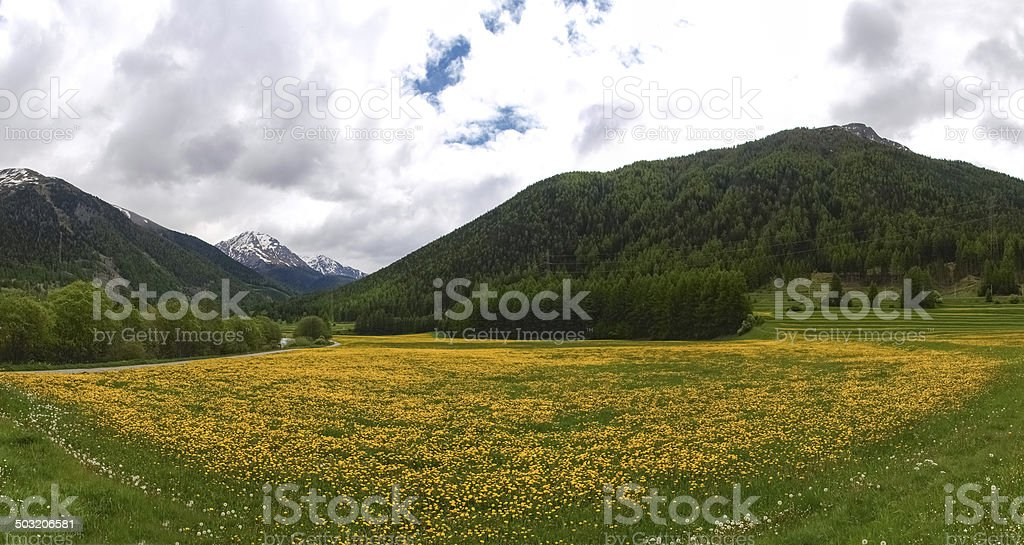 Ofenpass stock photo