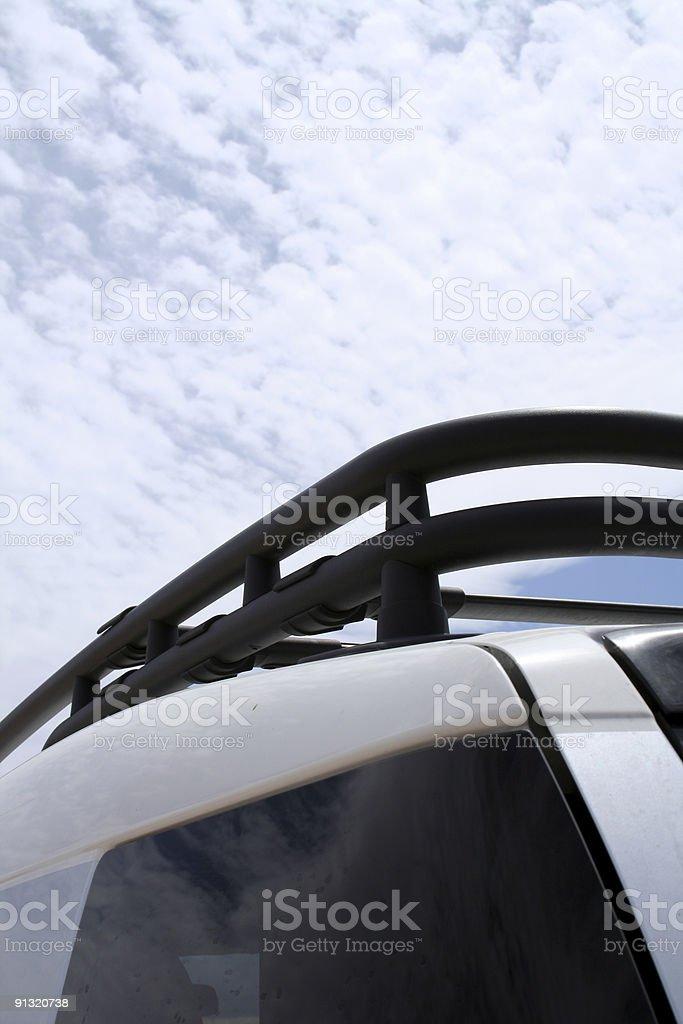 Off Road SUV stock photo