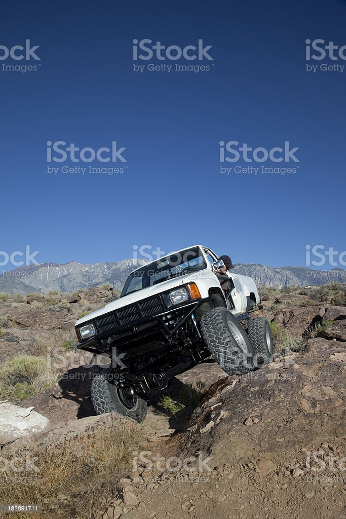 Off Road Vehicle royalty-free stock photo