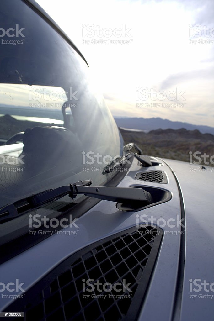 Off Roader stock photo