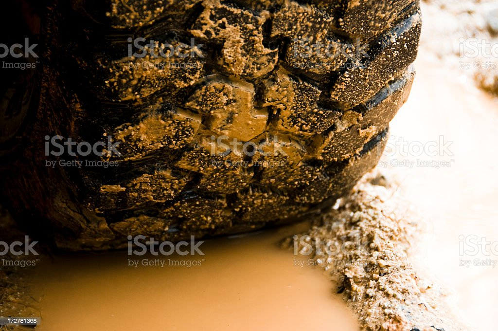Off Roading royalty-free stock photo