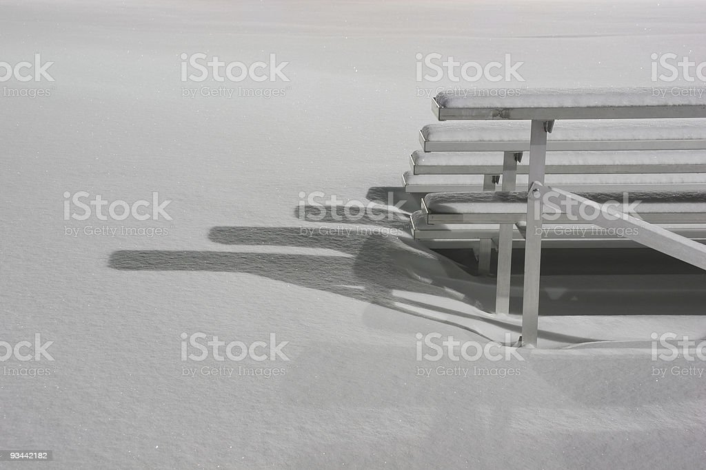Off Season royalty-free stock photo