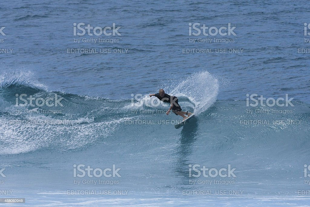 off the lip royalty-free stock photo